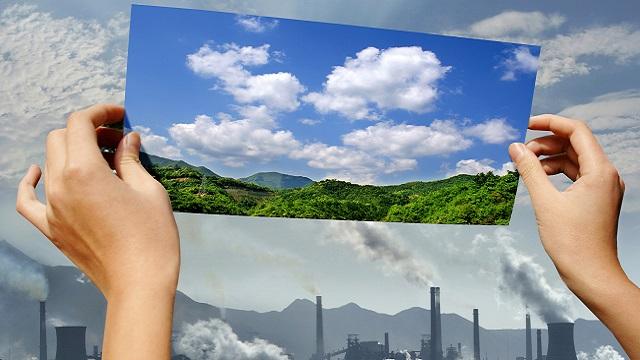 Polution hands sustainability nature sky 1 640x360
