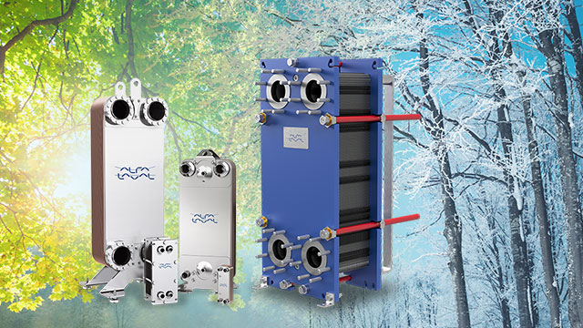 calefaccion y refrigeracion alfa laval