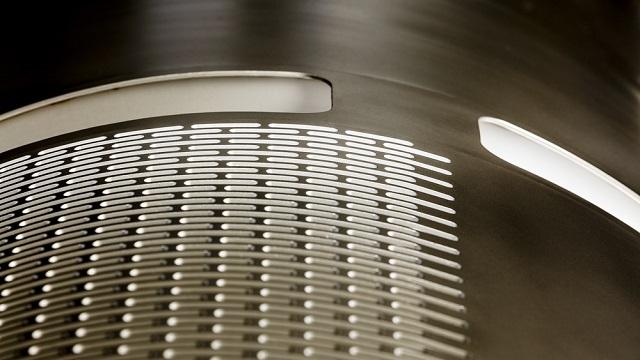 decantador centrifugo motor