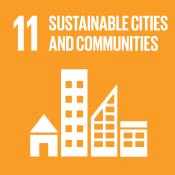 Objetivo 11 de desarrollo sostenible: Ciudades y Comunidades Sostenibles