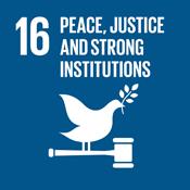 Objetivo 16 de desarrollo sostenible: Paz, Justicia e Instituciones Sólidas