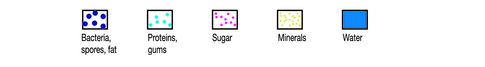 filtracion por membrana moleculas