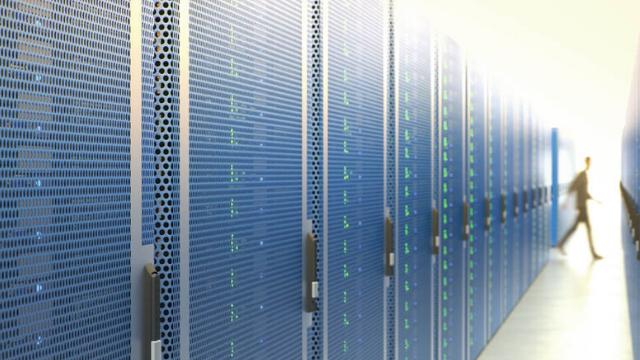 Refrigeracion de la sala de servidores, data center o cpd