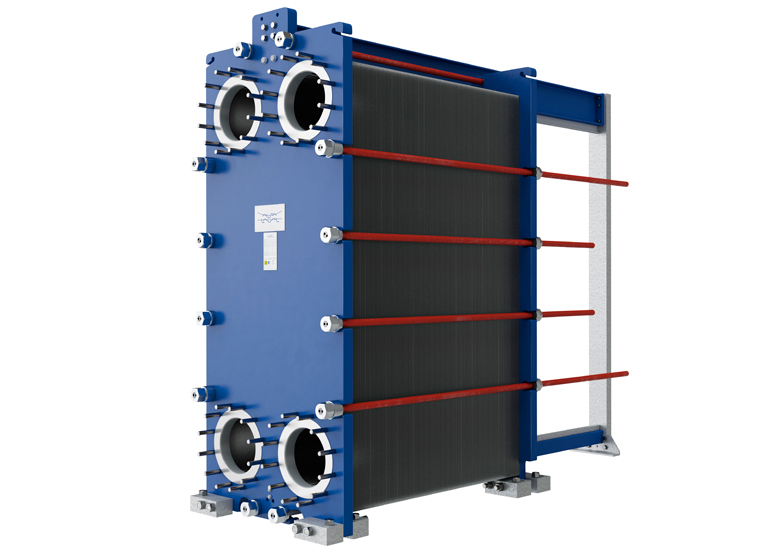 Industrial Heat Exchangers : Alfa laval gasketed plate heat exchangers