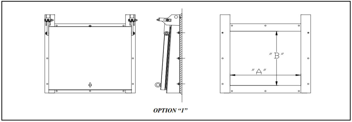 Flap Gate option 1