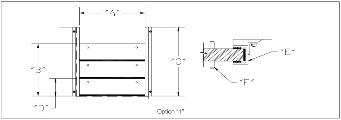 Stop Log Option 1