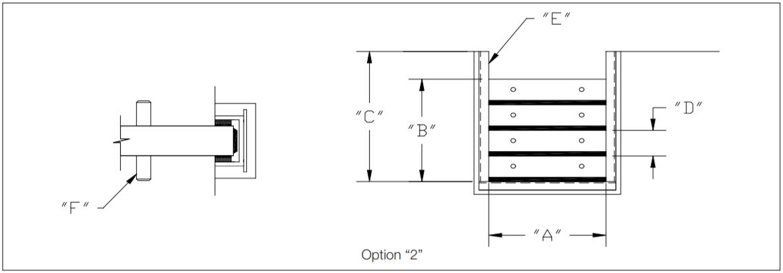 Stop Log Option 2