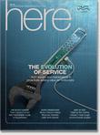 Here magazine nr. 35