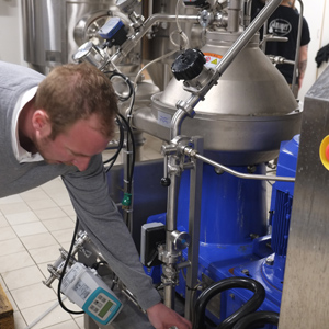 enabling amager bryghus to get 610 more end product out of each brew which means the brew 80 clarifier pays for itself in just 2430 months amager bryghus lighting set