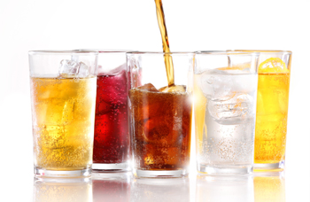 Beverages colour