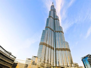 tallest building stays cool