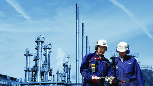 Petrochemical plant Saudi Arabia case story 640x360