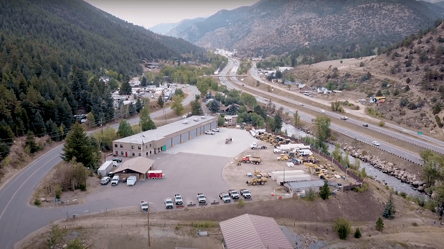 Clear Creek sanitation district