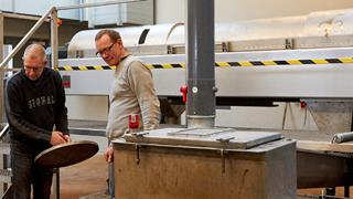 Horsens municipal wastewater treatment plant Erling Nielsen Jørgen Ebbesen