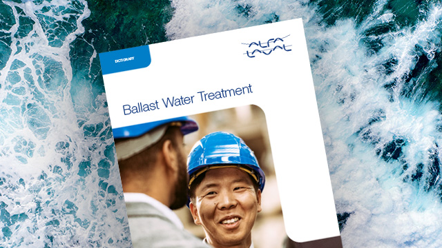 ballast water treatment dictionary2