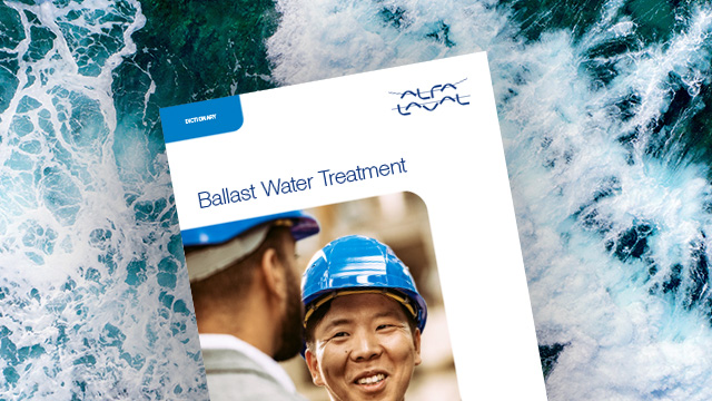 ballast water treatment dictionary3