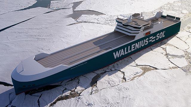 Wallenius SOL vignette
