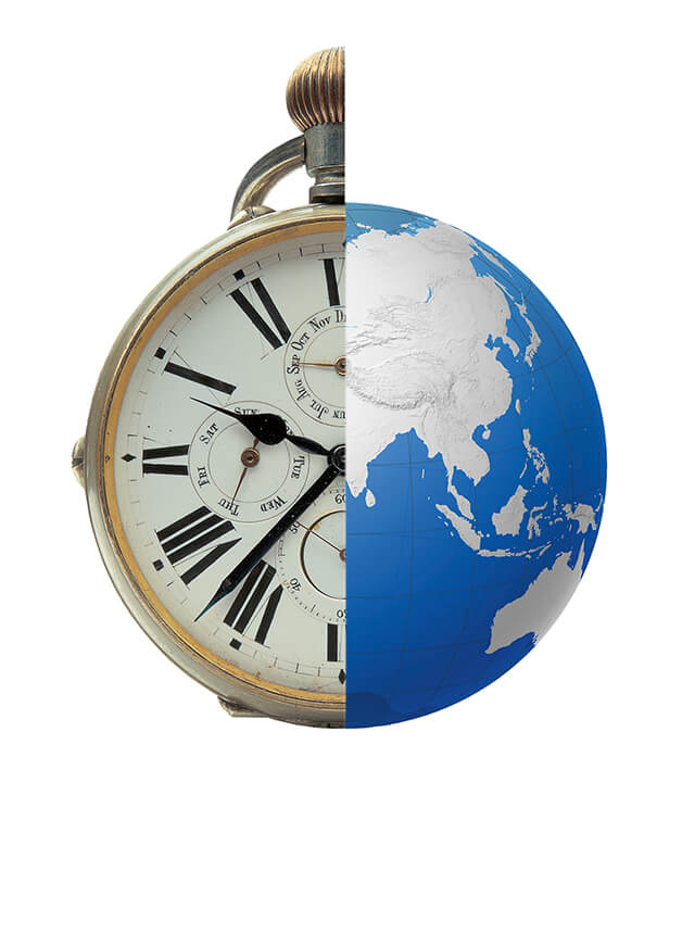 PureBallast clock world