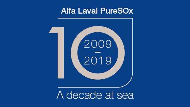PureSOx 10 years