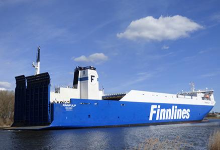 Finnlines Finnmill & Finnpulp image