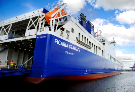 DFDS Ficaria Seaways and 5 sister vessels image