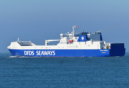 DFDS RoRo vessels (3) image