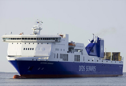 DFDS RoPax vessels (3) image