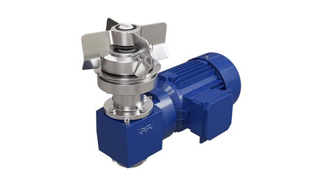 LeviMag with blue actuator magnetic mixer 640x360
