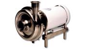 centrifugal pump reduced protein buildup Alfa Laval LKH Evap