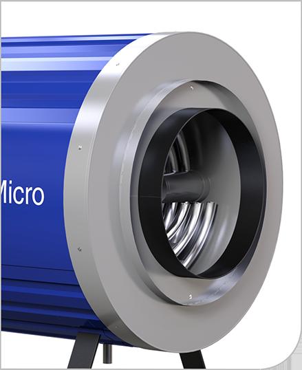 Aalborg Micro how it works design