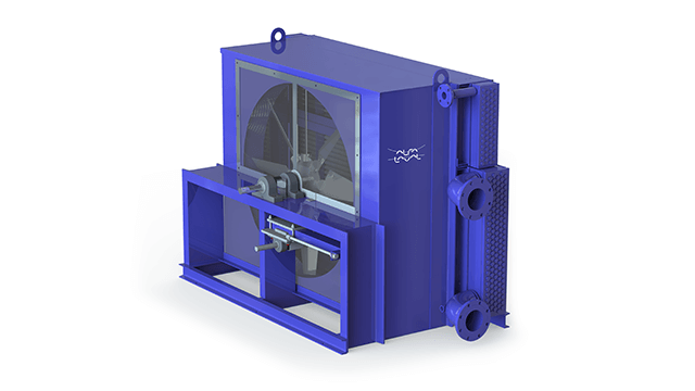 Alfa Laval air-cooled exchanger Model C