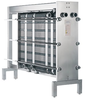 Ten top tips to keep your Alfa Laval hygienic gasketed plate heat exchanger in tip top condition