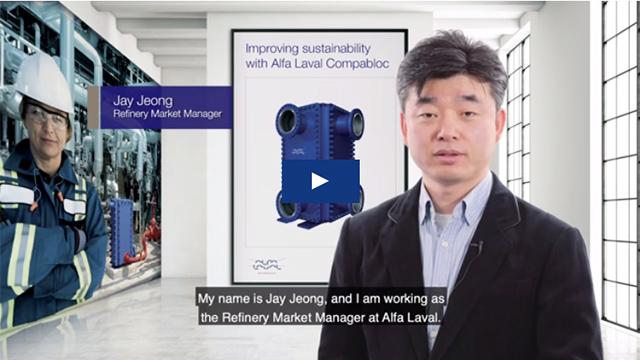 compabloc heat exchanger asian expert video
