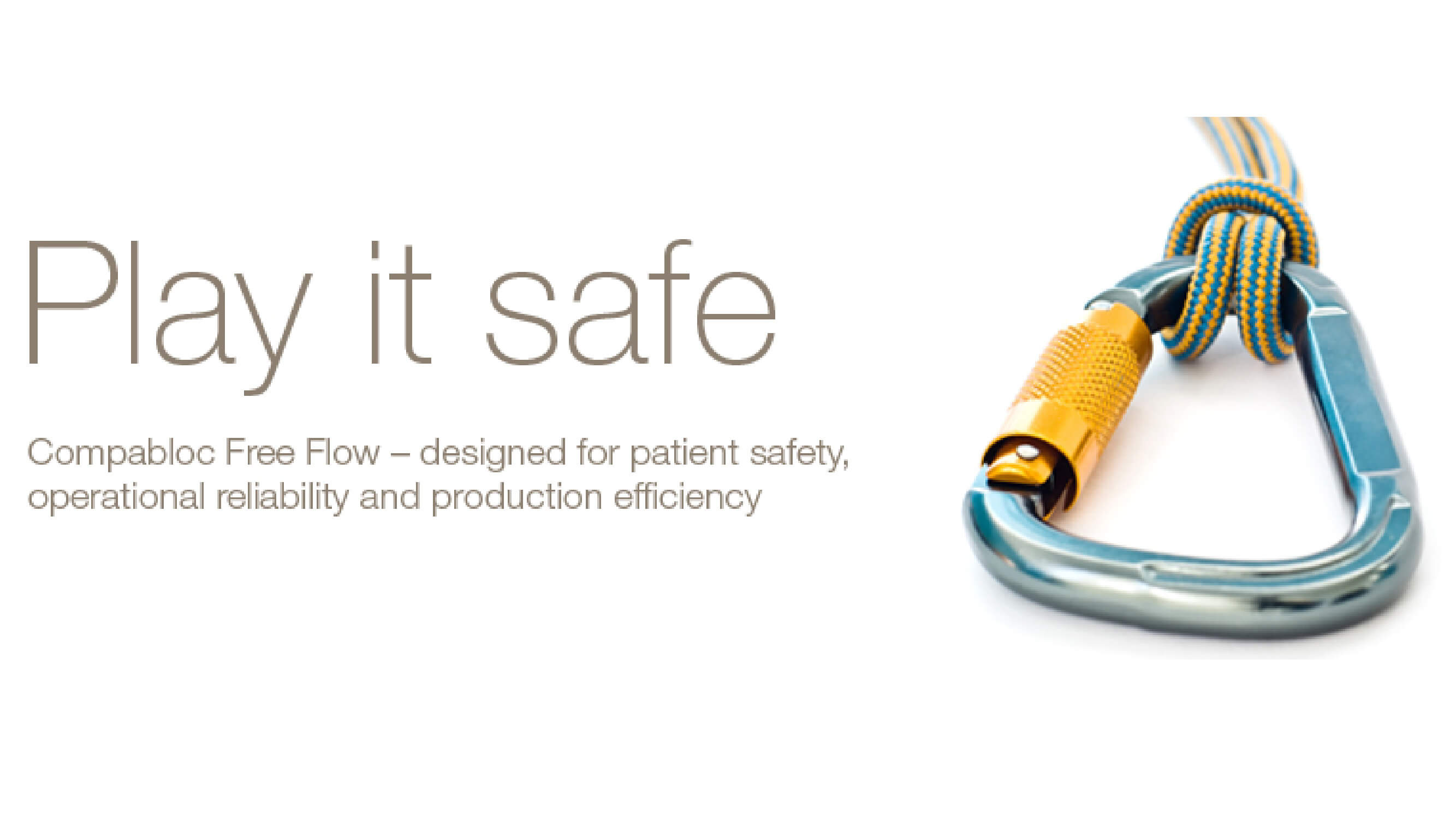 Compabloc freeflow Play it safe brochure 640X360