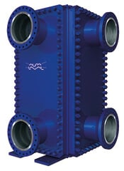 Alfa Laval Compabloc heat exchanger