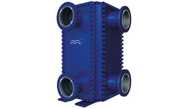 Alfa Laval Compabloc welded plate heat exchanger