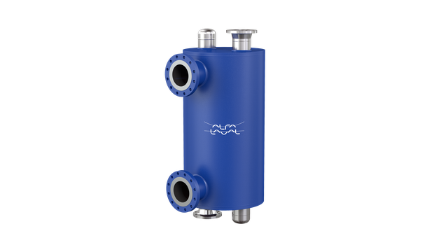Alfa Laval DuroShell plate-and-shell heat exchanger