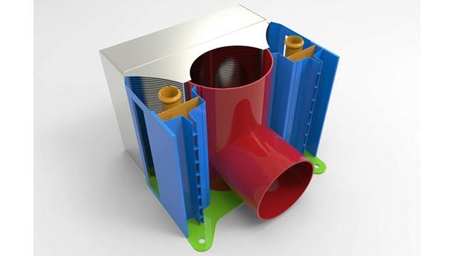 packinox wide opening design