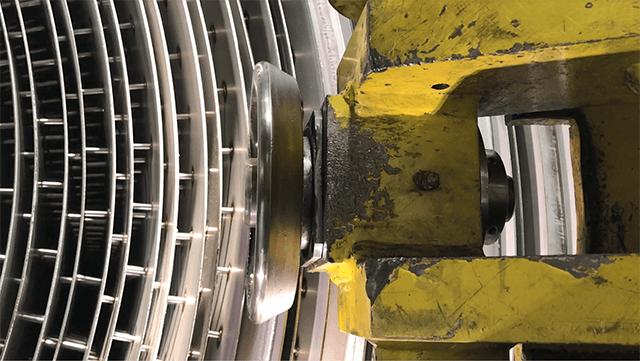 Alfa Laval Spiral heat exchangers RollWeld technique