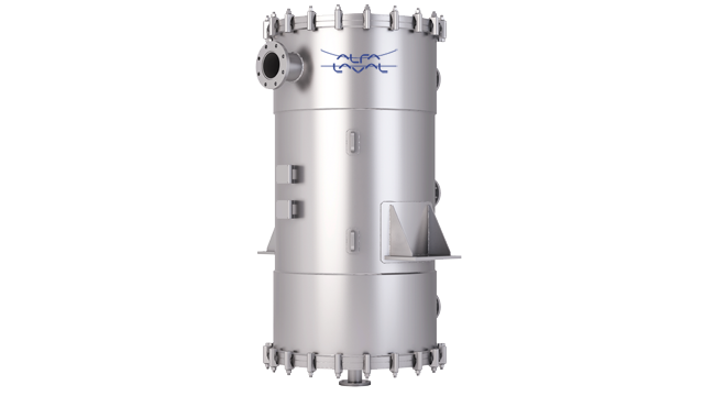Alfa Laval - Welded spiral heat exchangers