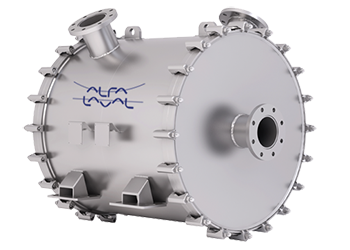 Alfa Laval welded spiral heat exchanger Spiral pro model