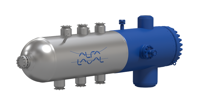 Alfa Laval - OLMI Synthesis Loop Gas Boiler
