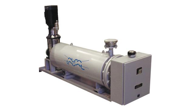 electric heat exchanger