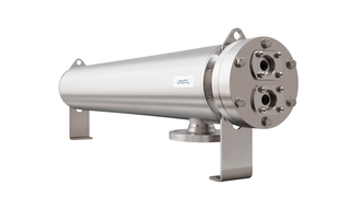Pharma heat exchanger