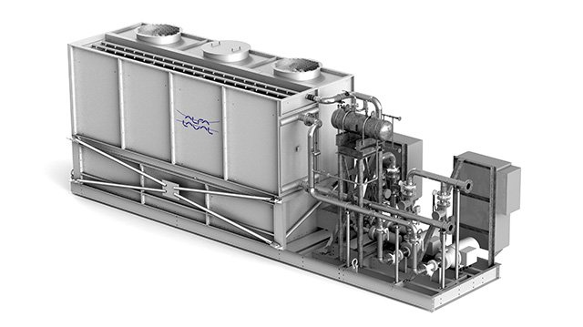 Alfa Laval Niagara WSAC packaged systems