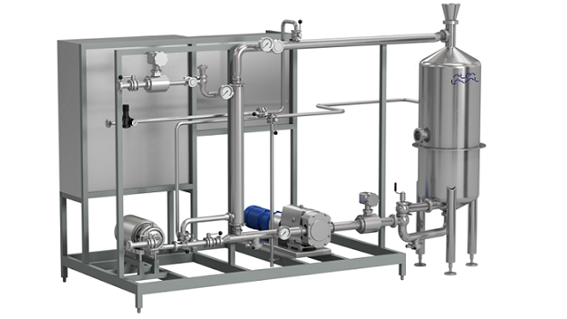 Alfa Laval Alhop Beer Dry Hopping Equipment