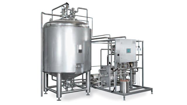 Planta de propagación de levadura para la fabricación de cerveza artesanal