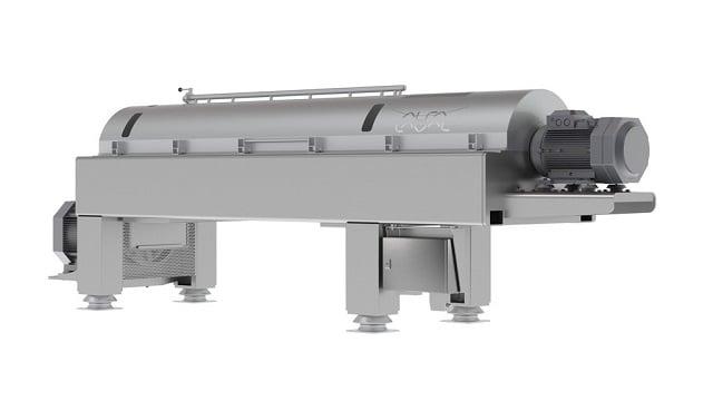 Alfa Laval Foodec decanter centrifuge 640x360