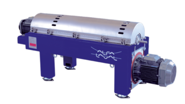 Alfa Laval P1 decanter product illustration