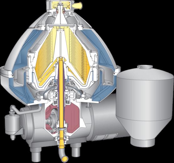 beer centrifuge